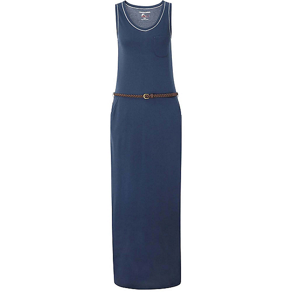 Craghoppers NosiLife Aimee Maxi Dress, Soft Navy, 600