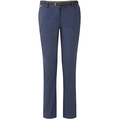 Craghoppers Nat Geo Nosilife Fleurie Womens Pants, Soft Navy, viewer