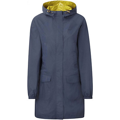 Craghoppers Summer Parka Womens Jacket, Soft Navy, viewer
