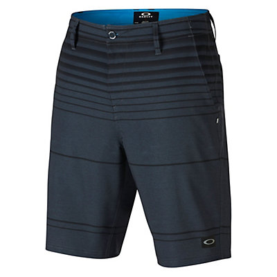 Oakley Frequency Hybrid Boardshorts, Graphite, viewer