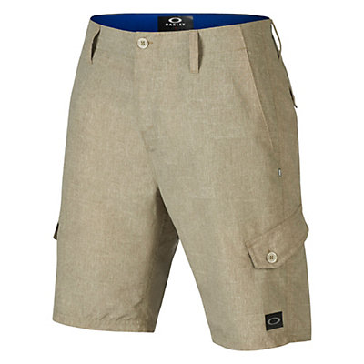 Oakley Resonance Cargo Hybrid Boardshorts, Wood Grey, viewer