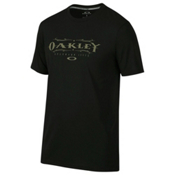 Oakley Wild West T-Shirt, Jet Black, medium