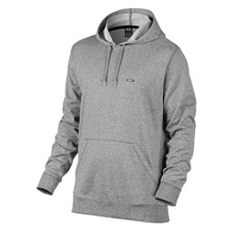 Oakley Pennycross Pullover Mens Hoodie, Athletic Heather Grey, 256