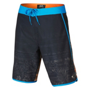 Oakley Blade Straight Edge Boardshorts, Graphite, medium