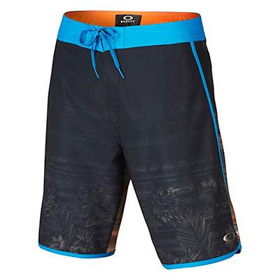 Oakley Blade Straight Edge Mens Board Shorts, Graphite, viewer