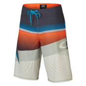 Oakley Gnarley Wave Boardshorts, Graphite, medium