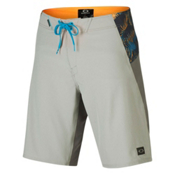 Oakley Landing Board Shorts, Grigio Scuro, medium