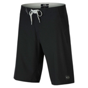 Oakley Landing Board Shorts, Jet Black, medium