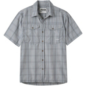 Mountain Khakis Equatorial Short Sleeve Mens Shirt, City Block, medium