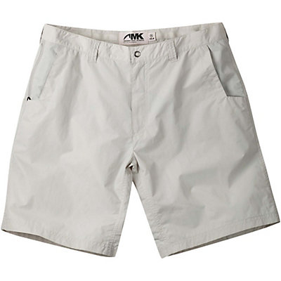 Mountain Khakis Equatorial 11 Inch Shorts, Stone, viewer