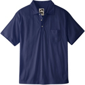 Mountain Khakis Patio Polo Mens Shirt, Navy, medium