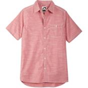 Mountain Khakis Mountain Chambray Shirt, Burnt Henna, medium
