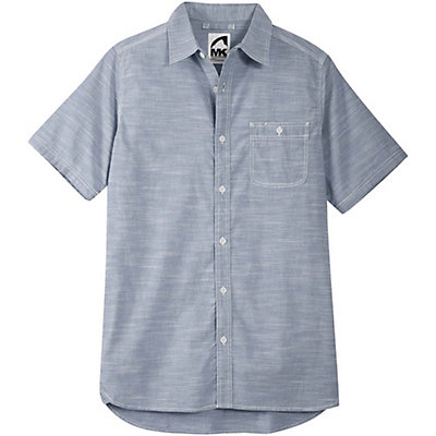 Mountain Khakis Mountain Chambray Shirt, Burnt Henna, viewer
