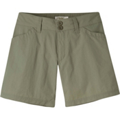Mountain Khakis Equatorial Womens Shorts, Olive Drab, medium