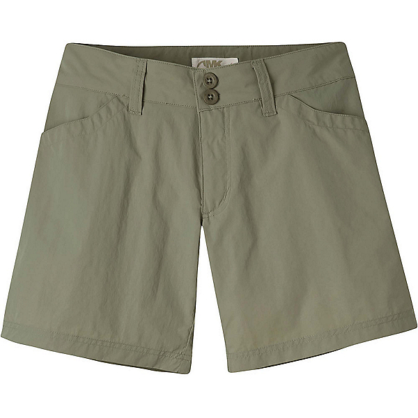 Mountain Khakis Equatorial Womens Shorts, Olive Drab, 600