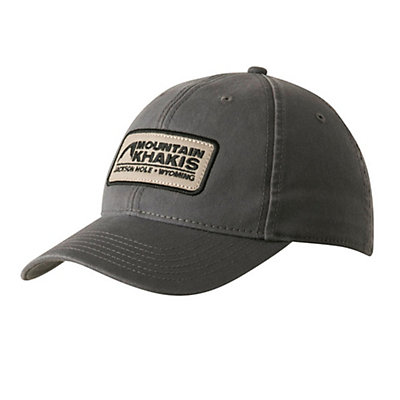 Mountain Khakis Soul Patch Hat, Charcoal, viewer