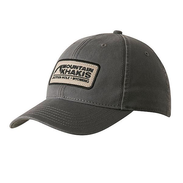 Mountain Khakis Soul Patch Hat, Charcoal, 600