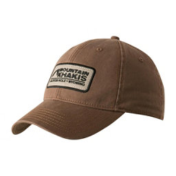 Mountain Khakis Soul Patch Hat, Legacy Brown, 256