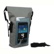 Geckobrands Waterproof Phone Tote Dry Bag 2017, Grey, medium