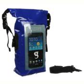 Geckobrands Waterproof Phone Tote Dry Bag 2017, Royal Blue, medium