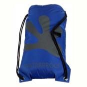 Geckobrands Waterproof Drawstring Backpack 2017, Royal Blue-Grey, medium