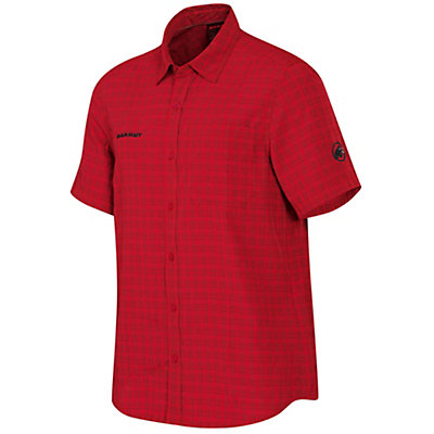 Mammut Lenni Shirt, Lava-Seaweed, viewer