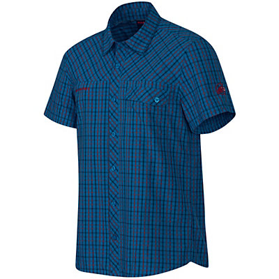 Mammut Asko Shirt, Dark Cyan-Marine, viewer
