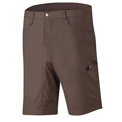 Mammut Runbold Light Mens Shorts, Dark Oak, viewer