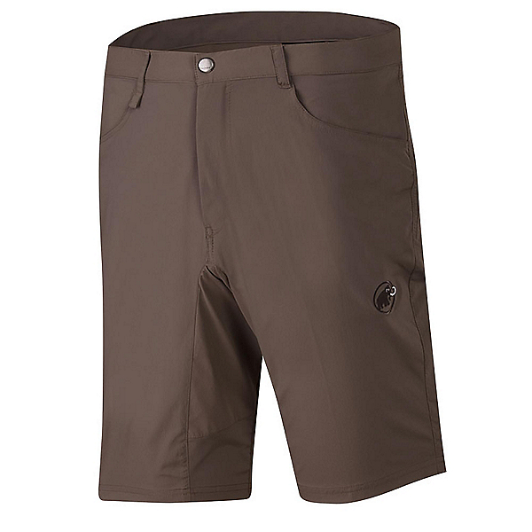 Mammut Runbold Light Mens Shorts, Dark Oak, 600