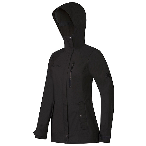 Mammut Trovat Guide SO Hooded Womens Jacket, Graphite, 600