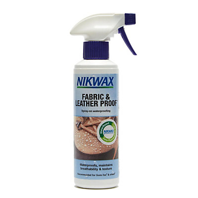 Nikwax Fabric and Leather Proof Spray, , viewer