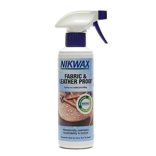Nikwax Fabric and Leather Proof Spray, , 600