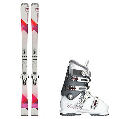 Rossignol Unique, and Nordica NXT N6 Womens Ski Package, , viewer