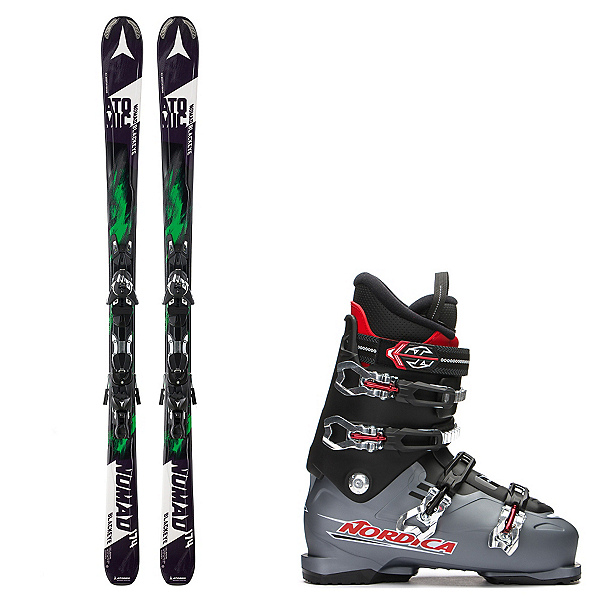 Atomic Blackeye, and Nordica NXT N6 Ski Package, , 600