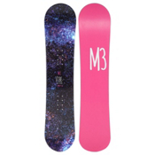 Millenium 3 Vibe Junior Girls Snowboard, , medium
