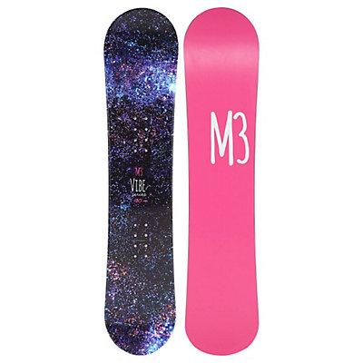 Millenium 3 Vibe Junior Girls Snowboard, , viewer