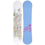 Millenium 3 Star Jr Girls Snowboard, , medium