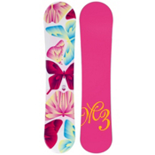 Millenium 3 Junior Free Girls Snowboard, , medium