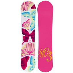 Millenium 3 Junior Free Girls Snowboard, , 256