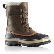 Sorel Caribou WL Mens Boots, Olive Brown-Dark Ginger, medium