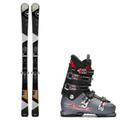 Rossignol Experience 75, and Nordica NXT N6 Ski Package 2016, , medium