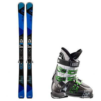 Rossignol Experience 77, and Atomic Waymaker 90 Ski Package, , viewer