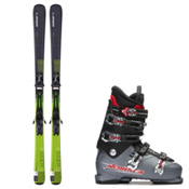 Elan Explore 4, and Nordica NXT N6 Ski Package 2016, , medium
