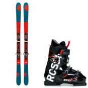 Rossignol Sprayer, and Nordica NXT N6 Ski Package 2016, , medium