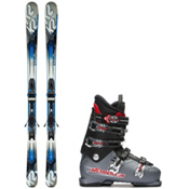 K2 A.M.P. 76 TI and Nordica NXT N6 Ski Package 2016, , medium