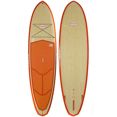Riviera Paddlesurf 10ft 6in Select Stand Up Paddleboard, Orange, viewer