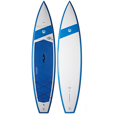 Riviera Paddlesurf Voyager 12ft 6in Stand Up Paddleboard 2016, Stressed White, viewer