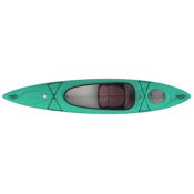 Hurricane Santee 120 Sport Recreational Kayak 2016, Aqua, medium