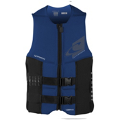 O'Neill Assault LS USCG Adult Life Vest 2017, Pacific-Black, medium