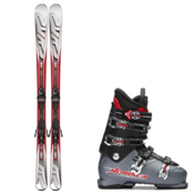 K2 Konic 75, and Nordica NXT N6 Ski Package 2016, , medium